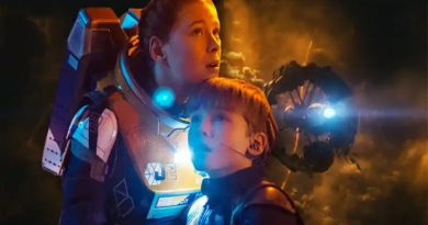 Lost in space robinson family last ride, Netflix original series lost in space, finale season of lost in space