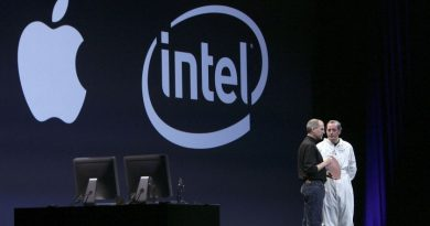 Steve jobs, intel delays 7 nanometer chips, Mac created own arm chips, Steve suggested before itself