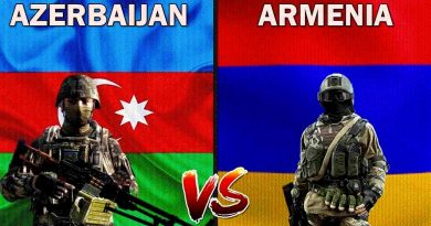 Armenia vs. Azerbaijan conflict in September 2020