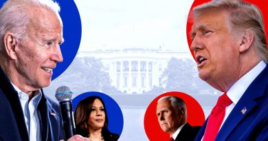 Donald Trump and Joe Biden face-off in 2020 Elections